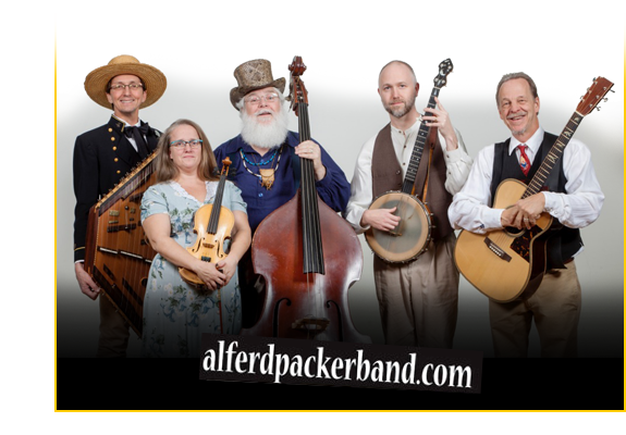 Alferd Packer Memorial String Band