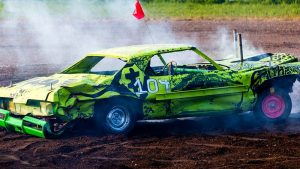 Demolition Derby @ Outdoor Arena