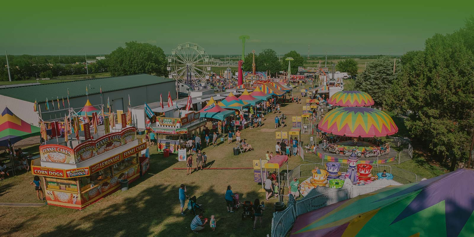 Douglas County Fair Free Fair In Lawrence Kansas