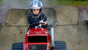 Renegade Pullers Hot-Rod Garden Tractor Pull @ Outdoor Arena